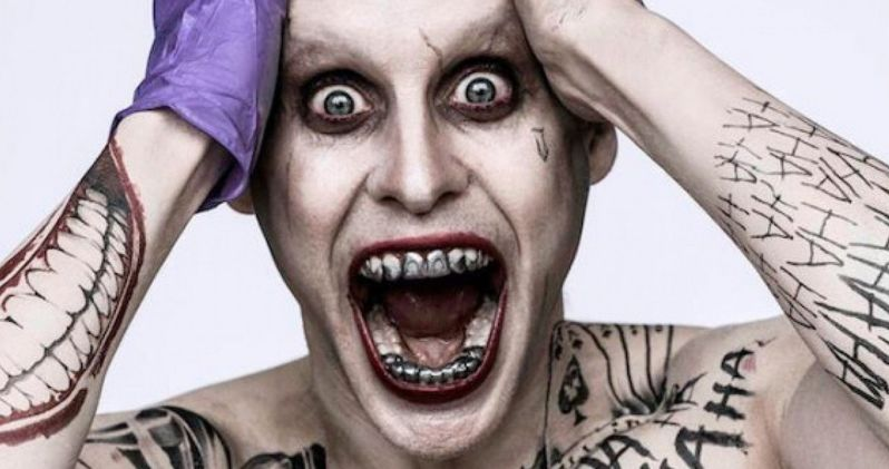 Suicide Squad: Jared Leto Always Stays in Character as the Joker