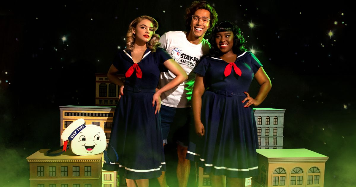Vixen by Micheline Pitt Unveils Ghostbusters Retro-Inspired Collection