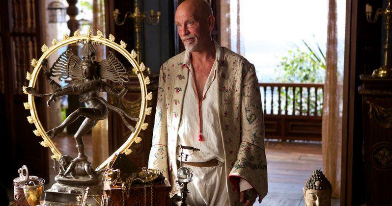 John Malkovich Is Blackbeard in First Crossbones Trailer