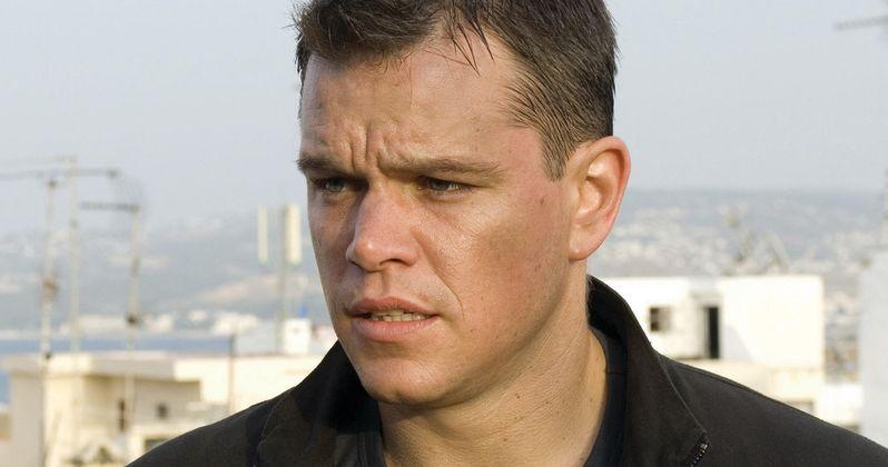 Matt Damon Reveals Bourne 5 Story Details