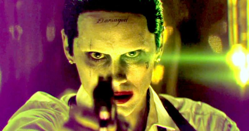 Jared Leto Is Shocked and Upset by Joker Origin Movie