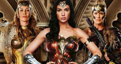 Stunning New Wonder Woman 2 Photo Has Gal Gadot Ready For 1984