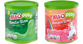 Jell-O Play Announces Edible Monster Slime, Unicorn Slime