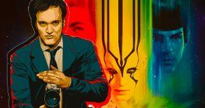 Tarantino Probably Won't Direct Star Trek 4 Says Simon Pegg