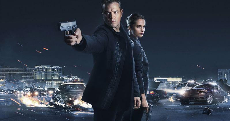 Go Inside the Epic Jason Bourne Las Vegas Car Chase | EXCLUSIVE