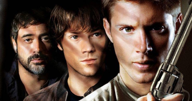 Jeffrey Dean Morgan Returns as John Winchester in 300th Supernatural Episode
