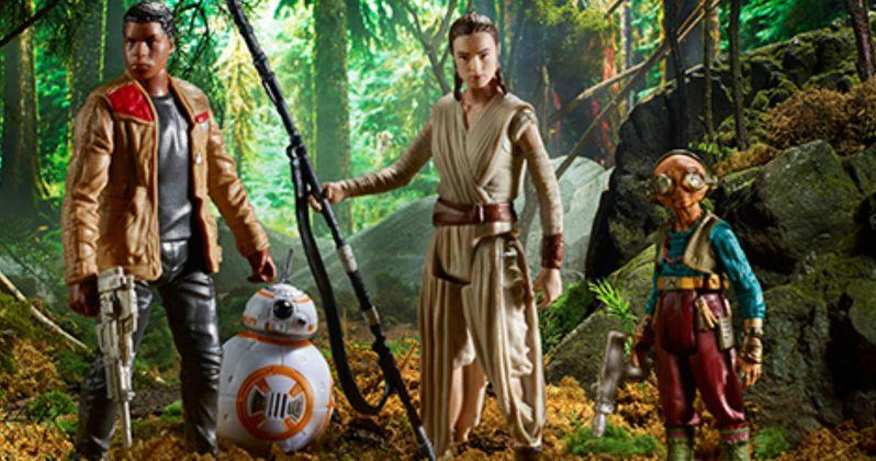 Maz Kanata Finally Gets a Star Wars: The Force Awakens Action Figure