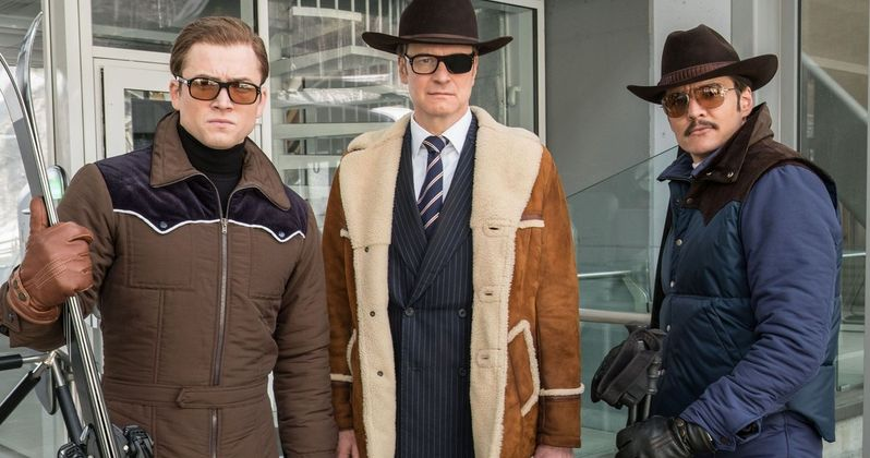 Kingsman 2 Targets a Killer Opening Weekend at the Box Office