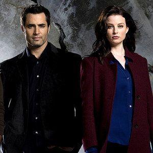 Rachel Nichols and Victor Webster Talk Continuum Season 2