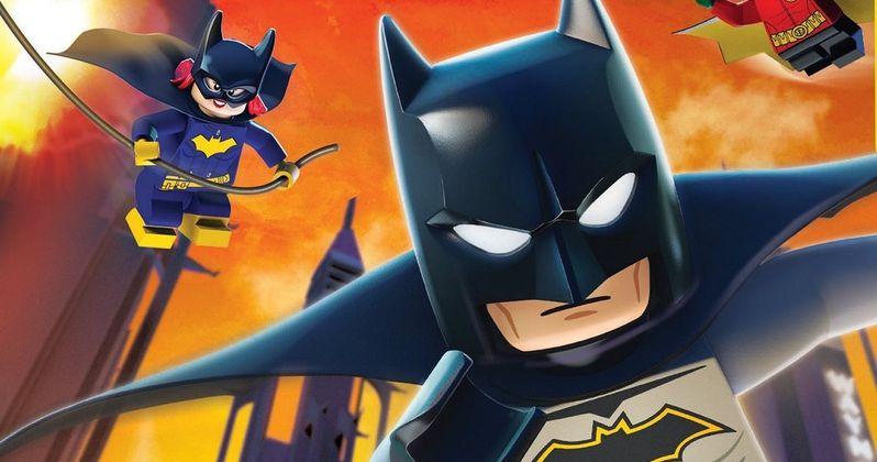 LEGO DC: Batman - Family Matters Trailer Announces August Home Video Date