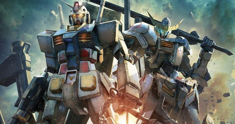 Gundam Live-Action Movie Is Happening at Legendary
