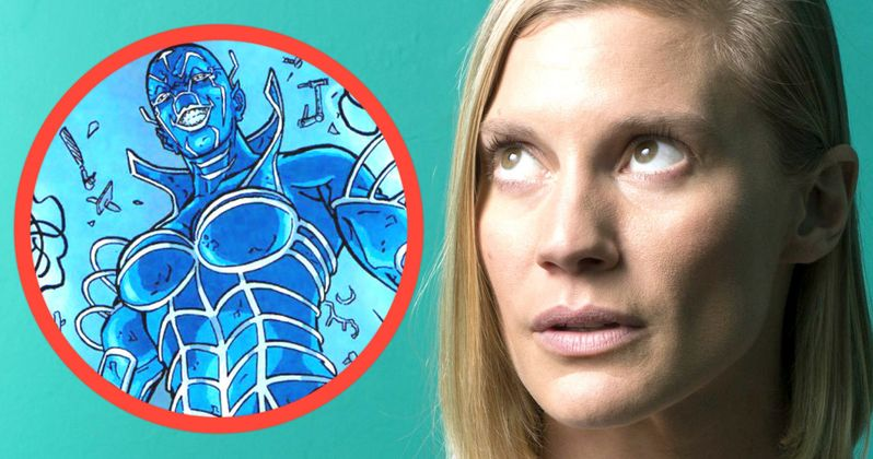 Katee Sackhoff Is DC Villain Blacksmith in The Flash Season 4