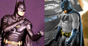 Keaton Isn't Jealous of Affleck, Declaring: 'I'm Batman'