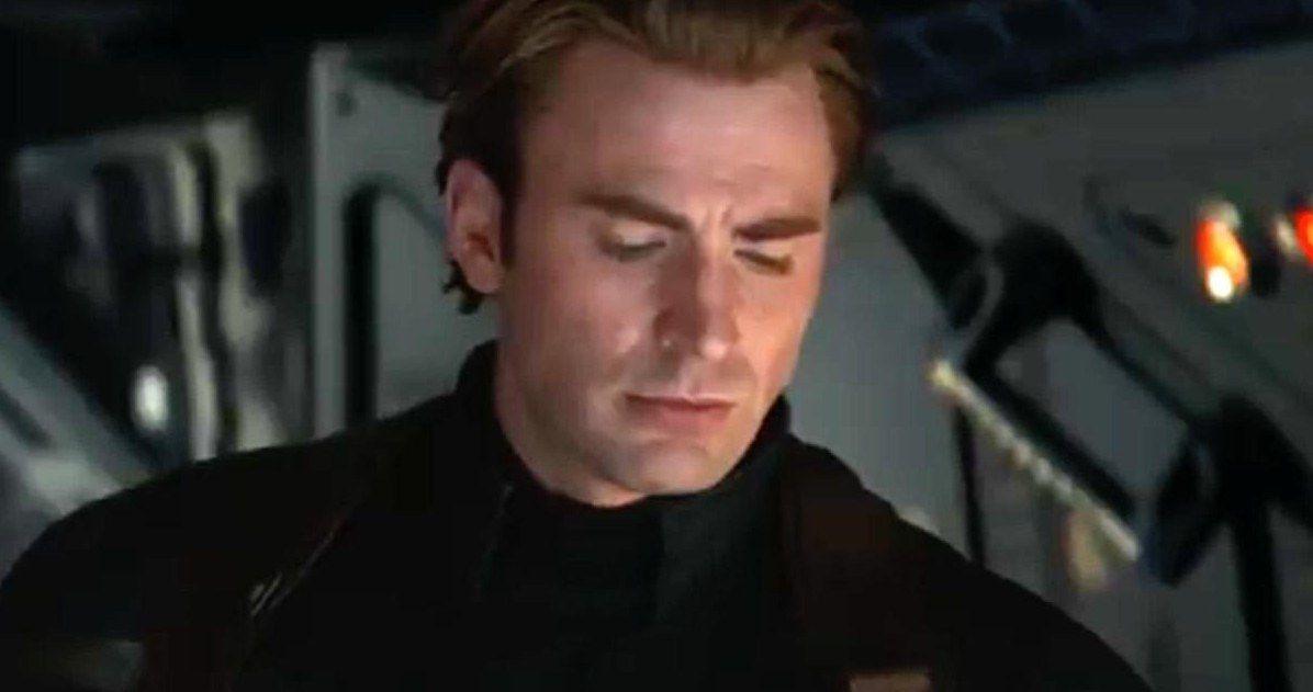 Fans Mourn The Loss Of Captain America's Beard In Avengers