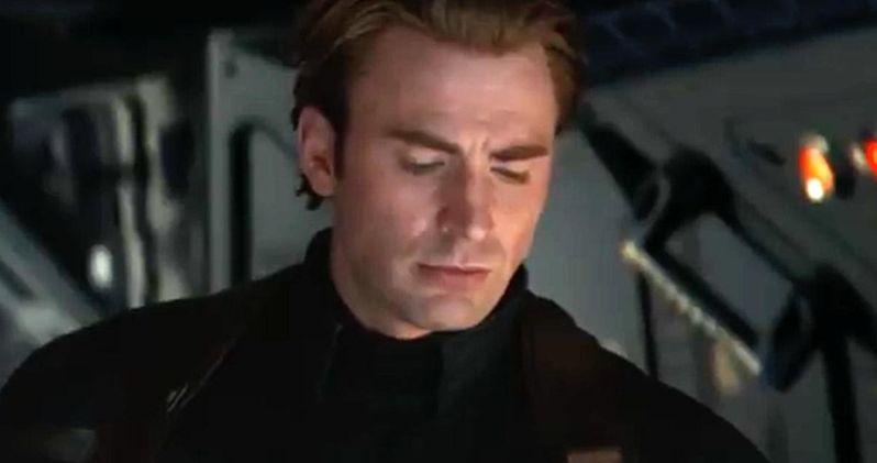 Fans Mourn the Loss of Captain America's Beard in Avengers: Endgame
