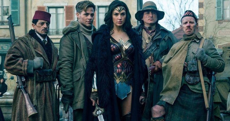 Wonder Woman Has No Deleted Scenes