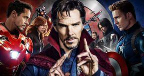 Doctor Strange Will Unite the Fallen Avengers in Infinity War