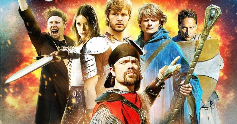 EXCLUSIVE: Knights of Badassdom Clip
