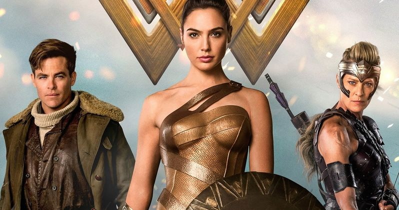 Wonder Woman Targets Big Box Office Opening Following Positive Reviews