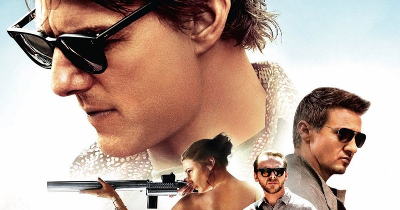 Mission: Impossible 5 Featurette Teases Death Defying Stunts