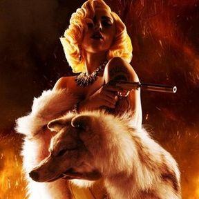 Machete Kills Lady Gaga Character Poster