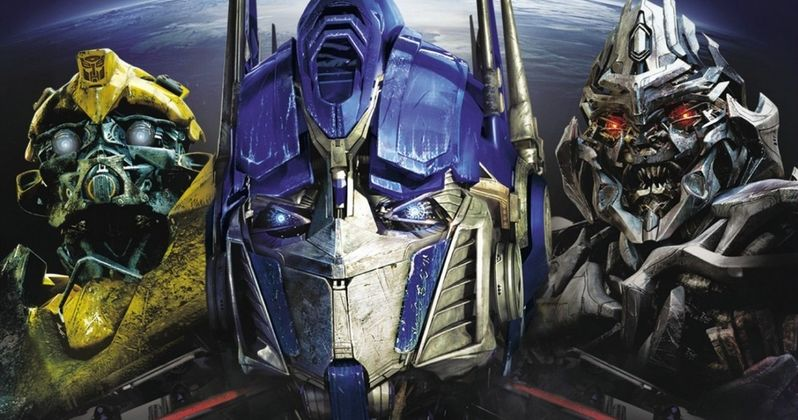 Transformers Spinoff Writers Include Walking Dead Creator
