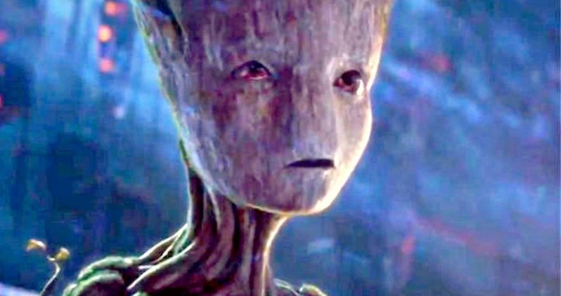 Teenage Groot Has a Bad Attitude in New Infinity War TV Spot