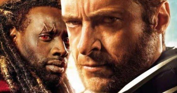 Bishop and Wolverine Team Up for X-Men: Days of Future Past Poster