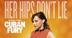Six Cuban Fury Posters with Nick Frost and Rashida Jones