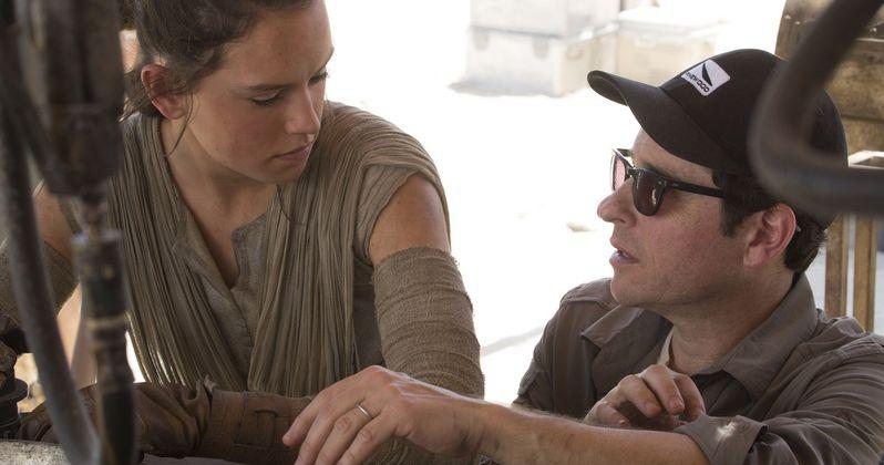 J.J. Abrams Admits He Almost Didn't Direct Star Wars 9