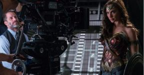 New Justice League Photo Goes Behind-the-Scenes with Wonder Woman