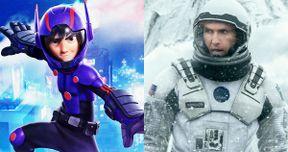 BOX OFFICE PREDICTIONS: Big Hero 6 Takes on Interstellar