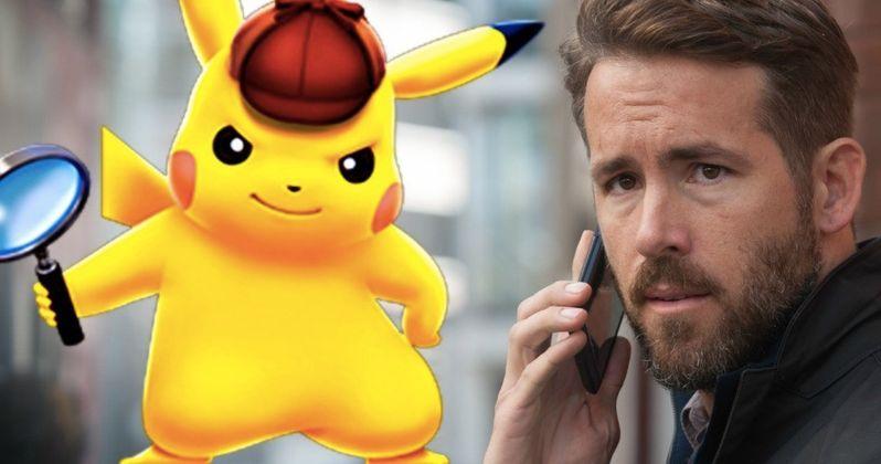 Pokemon Movie Detective Pikachu Gets Summer 2019 Release Date