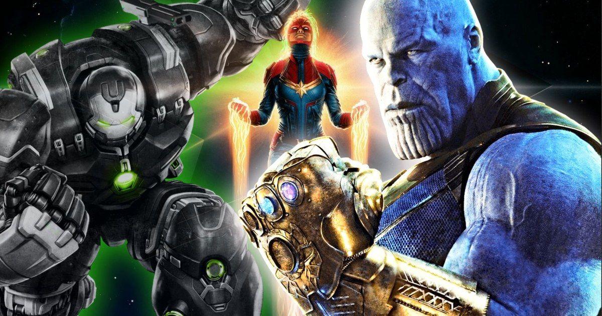 Avengers: Endgame Toy Leak Reveals One Way to Defeat Thanos