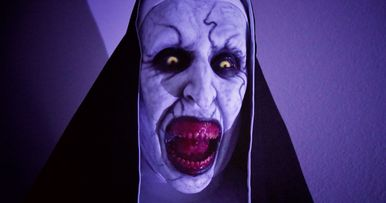 3 Fearsome New Clips from The Nun Deliver the Horror