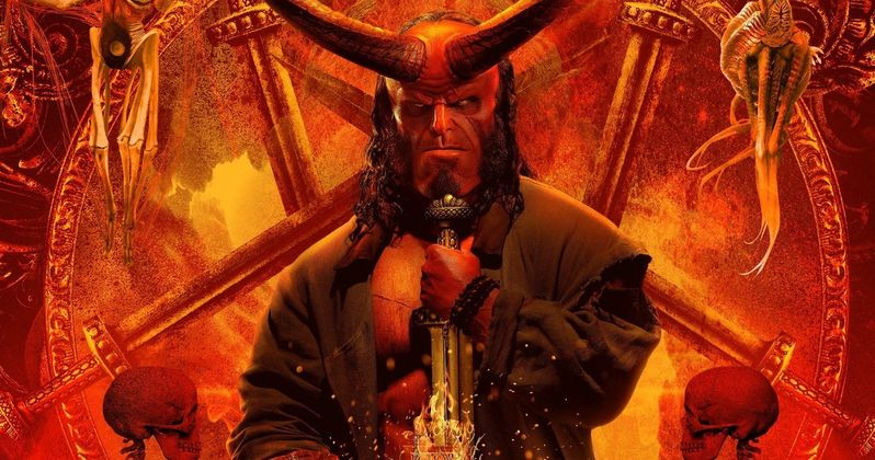 Hellboy Reboot Dies at the Box Office with Disastrous $21.9M Run