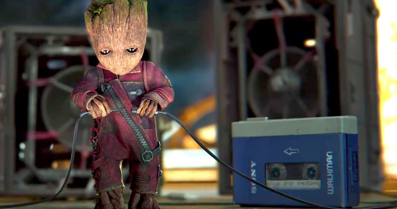 Vintage Guardians of the Galaxy Walkmans Are Selling for Big Bucks on Ebay