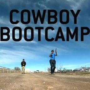 The Lone Ranger Cowboy Boot Camp Featurette