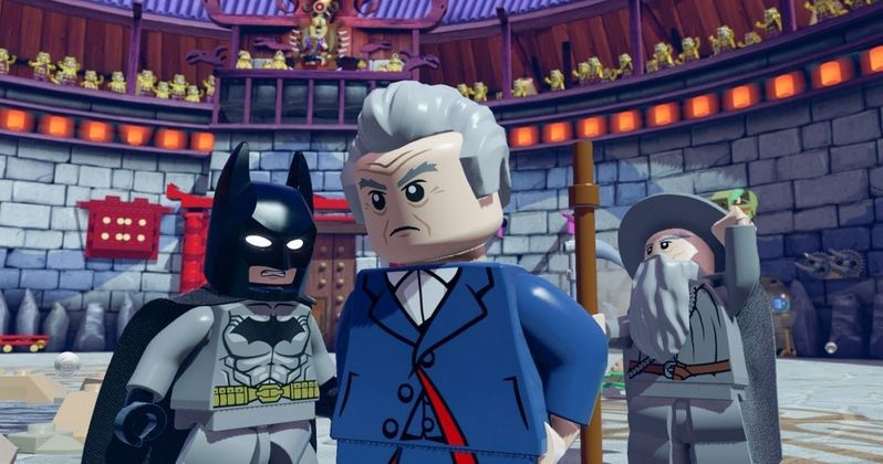 Is LEGO Movie 2 Bringing in Doctor Who?