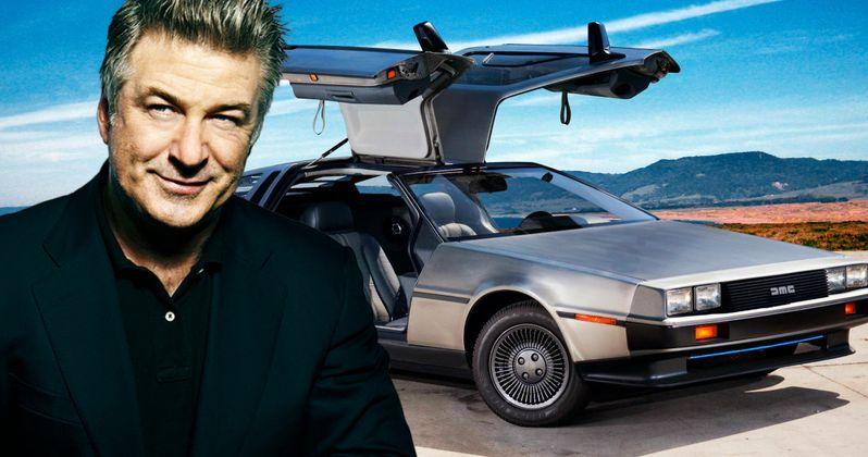 Alec Baldwin Joins DeLorean Documentary