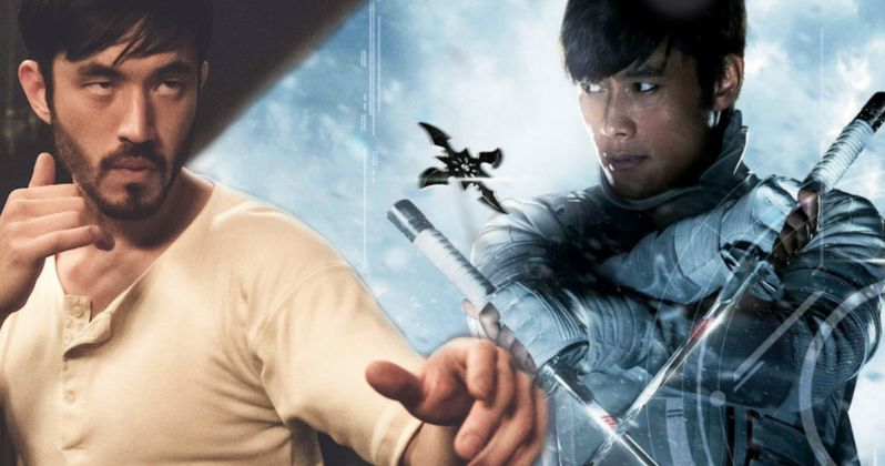 Andrew Koji Is Storm Shadow in G.I. Joe Spin-Off Snake Eyes