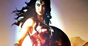 Wonder Woman Poster & Props Go on Display at Licensing Expo