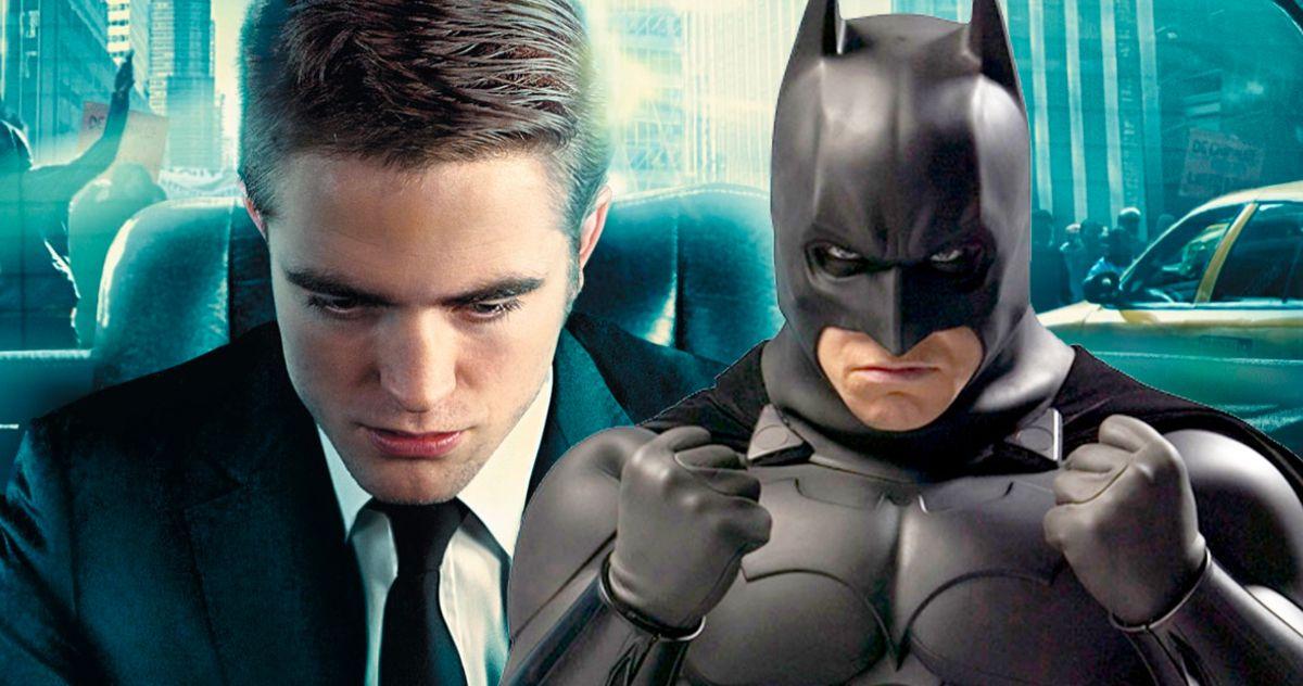 The Batman First Set Photos Arrive as Jeffrey Wright Arrives in Gotham City