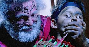 Dial Code Santa Claus Trailer: Insane 80s Christmas Movie Gets Rediscovered