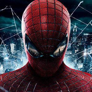 Spider-Man Web-Swinging Photos