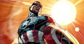 Captain America 3: Will Falcon Claim the Shield?