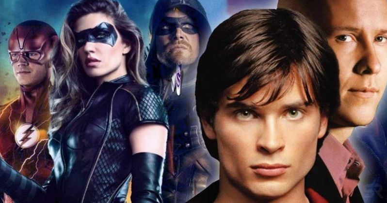 Smallville Paved the Way for Arrowverse Success Claims Michael Rosenbaum