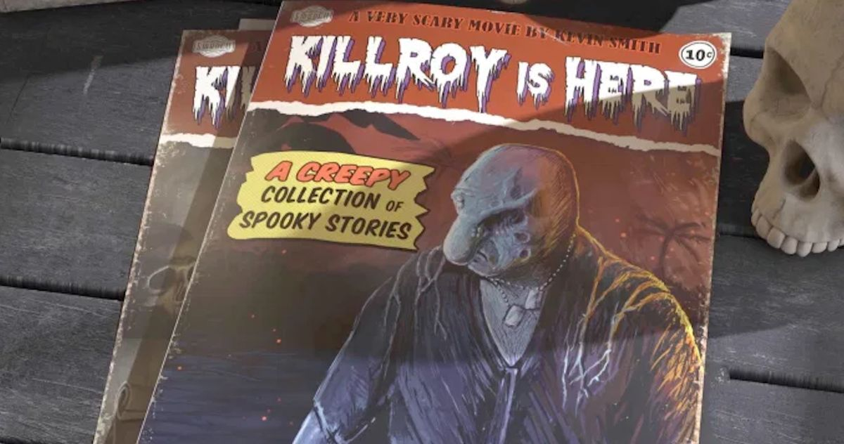 Kevin Smith Will Auction Off His Horror Anthology Killroy Was Here as an NFT