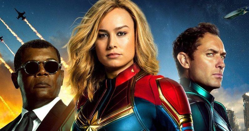 Trolls Bombard Rotten Tomatoes to Wage War on Captain Marvel