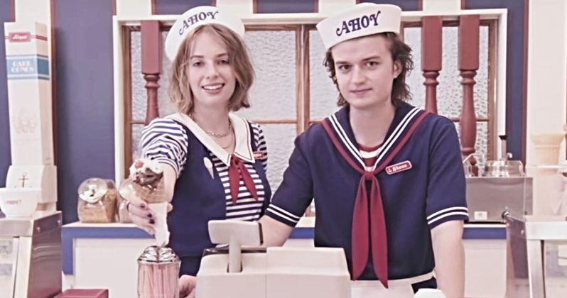 Stranger Things Season 3 Teaser Goes Inside Hawkins' First Mall